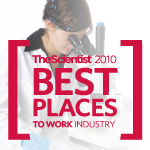 Astellas Named One of Top Employers for Scientists